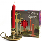 Chime Candles Red