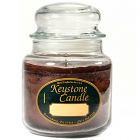 16 oz Chocolate Fudge Jar Candles