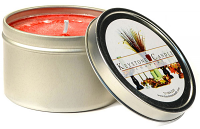 Coconut Mango Splash Candle Tins 8 oz