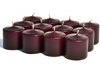 Unscented Plum Votives 10 Hour