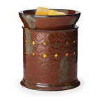 Glimmer Candle Warmer Moroccan Spice