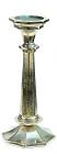 Aluminum 13 Inch Candlestick