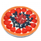 Berry Pie Candles 9 Inch