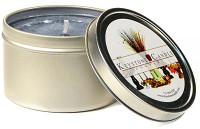 Clean Cotton Candle Tins 8 oz