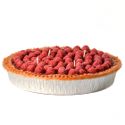 Raspberry Pie Candles 9 Inch