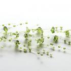 Beaded Garland Green