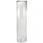 Clear Glass Cylinders 16 Inch Tall