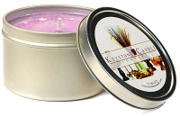 Black Raspberry Vanilla Candle Tins 8 oz