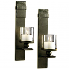 Set of 2 Bolo Wall Sconces