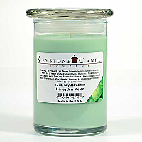 12 oz Honeydew Melon Soy Jar Candles
