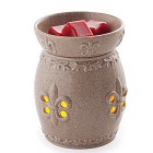 Glimmer Candle Warmer French Lily