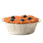 Blueberry Pie Candles 5 Inch