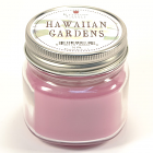 Half Pint Mason Jar Candle Hawaiian Gardens